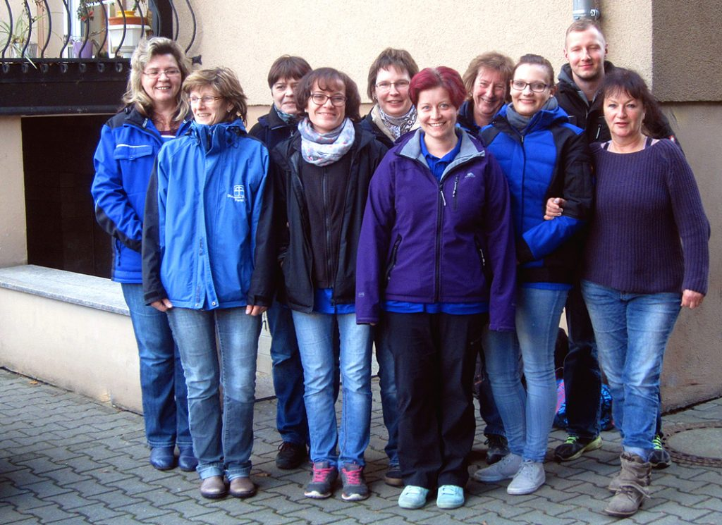 Diakonie-Pflege Forst Unsere Pflegekräfte des Ambulanten Dienstes